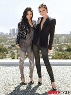 Victoria Beckham y Vanessa Hudgens unidas