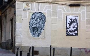 Arte urbano con Madrid Street Art Project, por Agenda Magenta