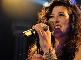 Lucia Pérez rumbo a Eurovisión 2011