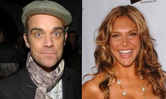 ¡Robbie Williams casado!