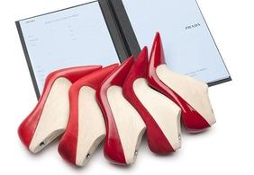 Prada y su primer servicio de customización de zapatos
