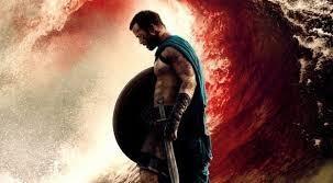 Un mar de sangre en el nuevo cartel de la secuela de 300