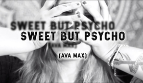 Sweet but Psycho (Ava Max) - Cover Rebecca Rubio