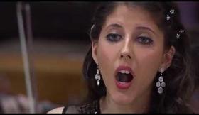 Concierto Plácido Domingo - Estibaliz Martyn: Ave Maria Gounod