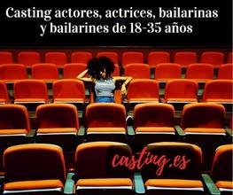 Casting artistas para Show en Madrid