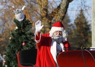 Se solicita Papá Noel y rey Melchor para centro comercial en Barcelona