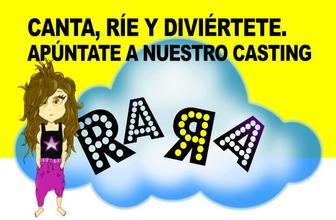 Se requieren actores y actrices con canto y danza para musical en Madrid
