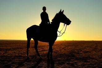 Se precisan mujeres y hombres que monten a caballo de 18 a 70 años para figuración en Barcelona