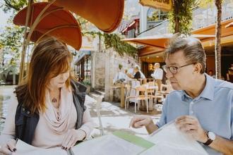 Se requiere un hombre y una mujer de 40-45 años para grabar un spot en Bizkaia