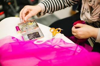 Se buscan mujeres de 25 a 60 años que sepan coser para proyecto en Madrid