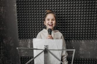 Se buscan cantantes de origen mediterráneo de 7 a 11 años para publicidad en Madrid