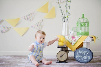 Se seleccionan bebés de 6 meses a 1 año para publicidad en Madrid