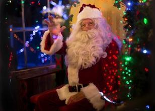 Se necesita urgentemente actor para papel de Papá Noel para Plataforma web en Madrid