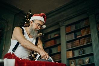 Se requiere Papá Noel con barba natural para evento en El Vendrell