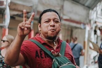 Buscamos locutores mexicanos nativos en Madrid