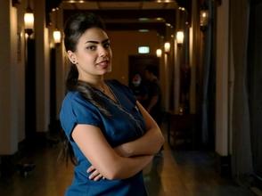 Se necesita actriz de origen árabe de 45 años para proyecto de televisión en Madrid