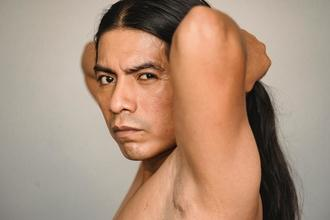 Se busca hombre con cicatriz en el rostro de 25 a 35 años para publicidad internacional