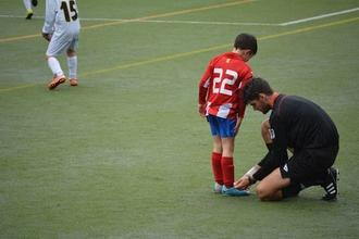 Se seleccionan niñas y niños de 7 a 9 años que sean fans del Atlético de Madrid para spot en Madrid