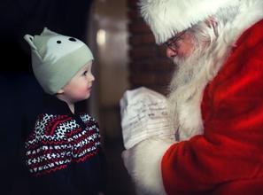 Se convoca Papá Noel para eventos en Barcelona
