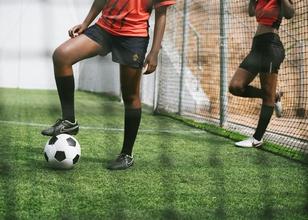 Se precisan chicas de 10 a 14 años que jueguen fútbol para publicidad