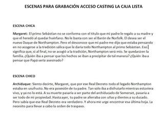Se busca actor y actriz para obra de teatro en Madrid