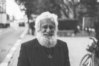 Se necesita Papá Noel con barba natural para evento en Madrid