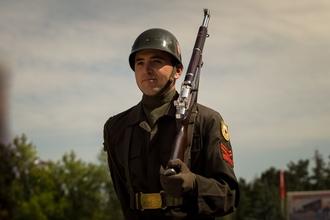 Se busca urgentemente actor de entre 30 y 40 años con aspecto militar para pequeña parte en programa de TV en Madrid