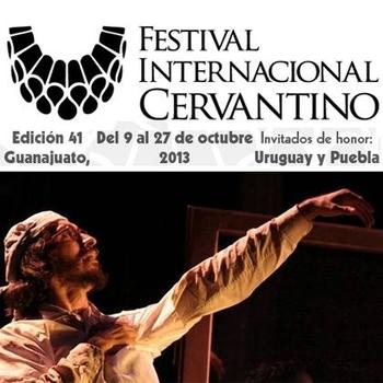 México: Festival Cervantino presentará 2.700 artistas con Uruguay como invitado