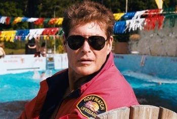 David Hasselhoff dice que Sharknado 3 va a ser una película lamentable