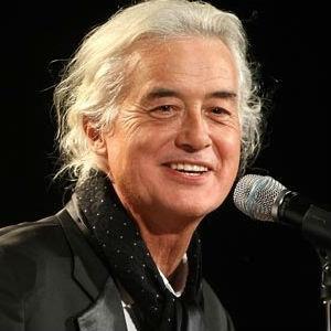 Jimmy Page cumple 70 años