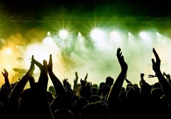 La música en concierto o en vivo ha mejorado en 2014