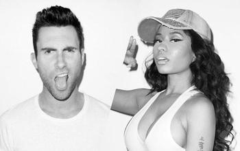 Nicki Minaj invitada en lo nuevo de Maroon 5