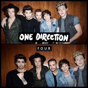 "One Direction presenta nuevo disco, ""Four"""