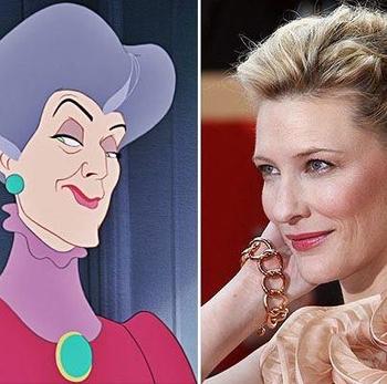 """Disney prepara una adapatación de """" La Cenicienta"""""""