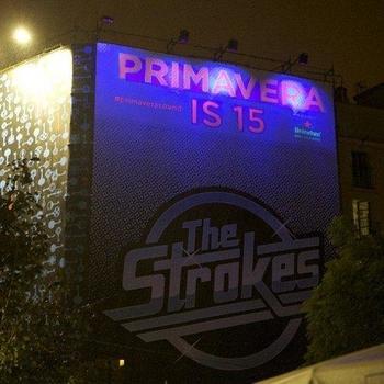The Strokes, confirmados en el Primavera Sound 2015
