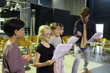 """Oliver Torr, Director de Actors Lab Mallorca: """"Cualquiera puede aprender a actuar"""""""