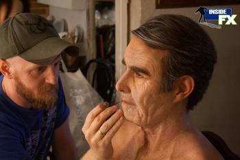 Entrevista a David Ambit, profesional de los efectos especiales desde hace 15 años