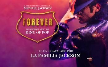 Se buscan cantantes y bailarines para Forever, el único espectáculo avalado por la familia Jackson en Madrid