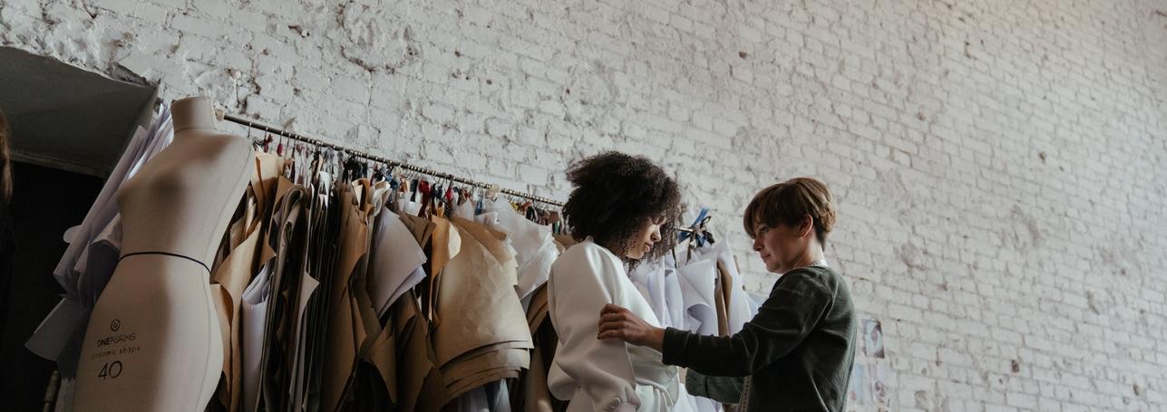 Diseñador o diseñadora de vestuario