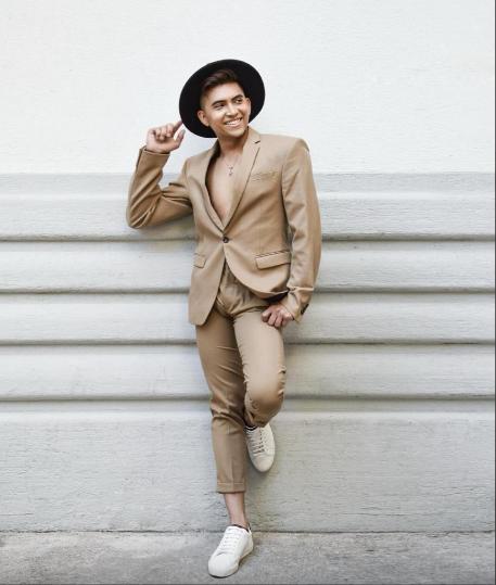 David Marquez, actor, modelo y fotógrafo nos da todos sus consejos para tener una carrera llena de éxitos