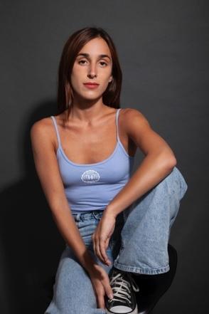 Olivia, una actriz, modelo y bailarina que no le teme a los nuevos desafíos