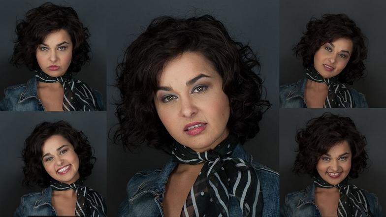 Andrea, actriz polifacética