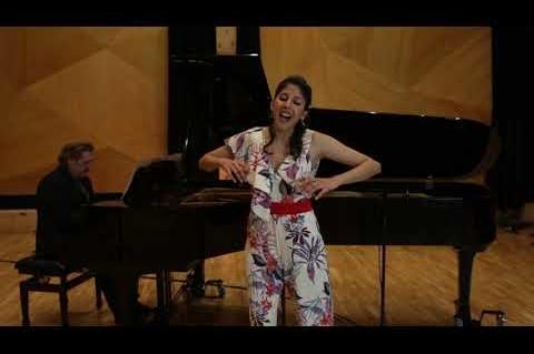 ESTIBALIZ MARTYN - Maestro Campanone, Zarzuela