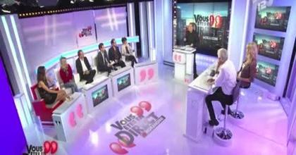 colaborador programa TV francés