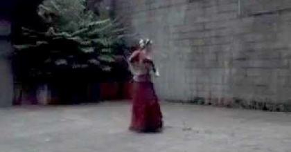 Indian creative dance