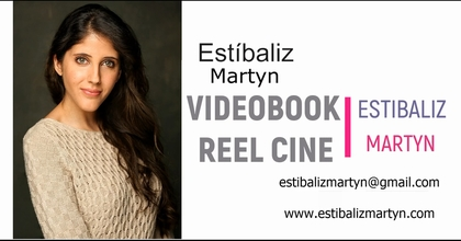 REEL / VIDEOBOOK ACTORAL - ESTIBALIZ MARTYN