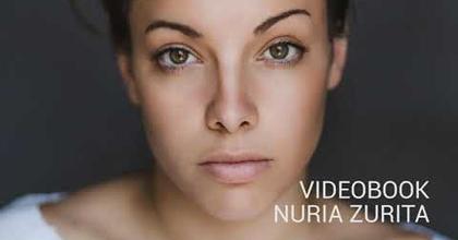 VIDEOBOOK NURIA ZURITA. Actriz