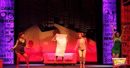 50 sombras, el musical