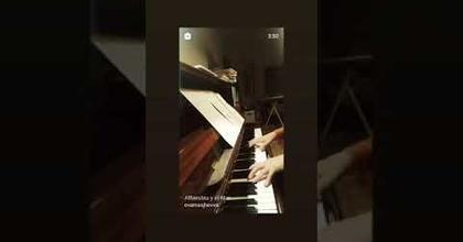 #1 - Eva Mas - Alfonsina y el Mar #piano #pianist #pianistas #musicacubana