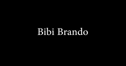 Bibi Brando VIDEO BOOK